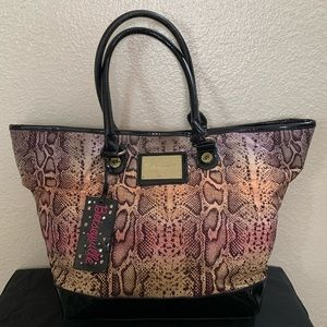 Betsyville By Betsey Johnson Tote